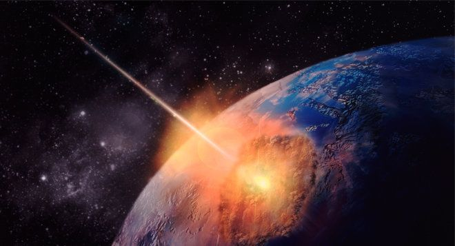 Kinetic Bombardment / Rods from God