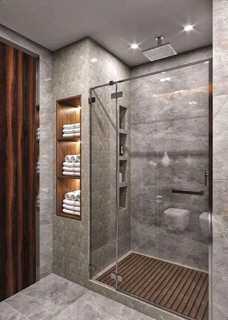 Planned Bathrooms 60 Incredible Models And Photos In 2020