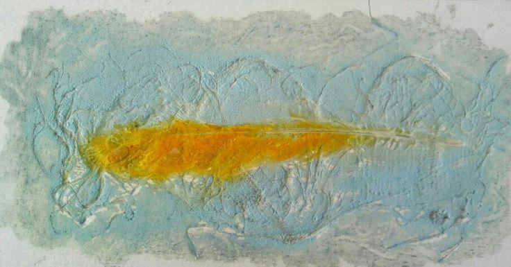 A feather, Tarja Puumalainen