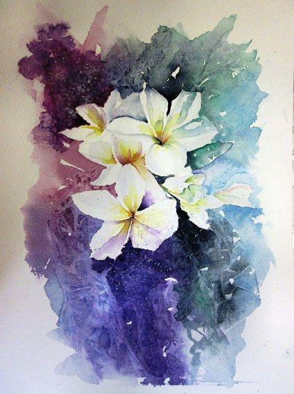 Frangipani smell by Serena Ragosta
