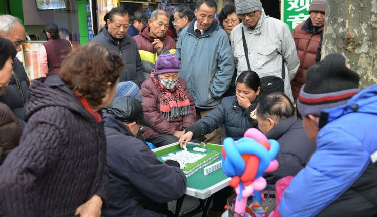 After missing World Cup, now China is humbled at mahjong - Fortune