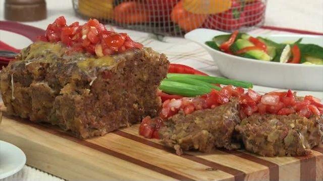 Mr. Food: Secret Ingredient Meatloaf