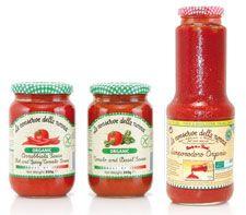 Le Conserve Sauces: Le conserve della nonna, Lampomodoro Organic