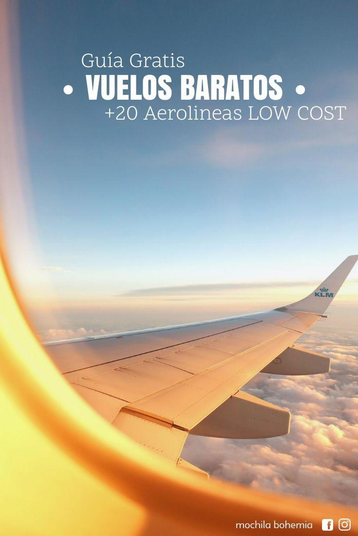 Todas Las Aerolineas Bajo Costo De América La Guía Definitiva Vuelos Aerolineas Recorrer El Mundo