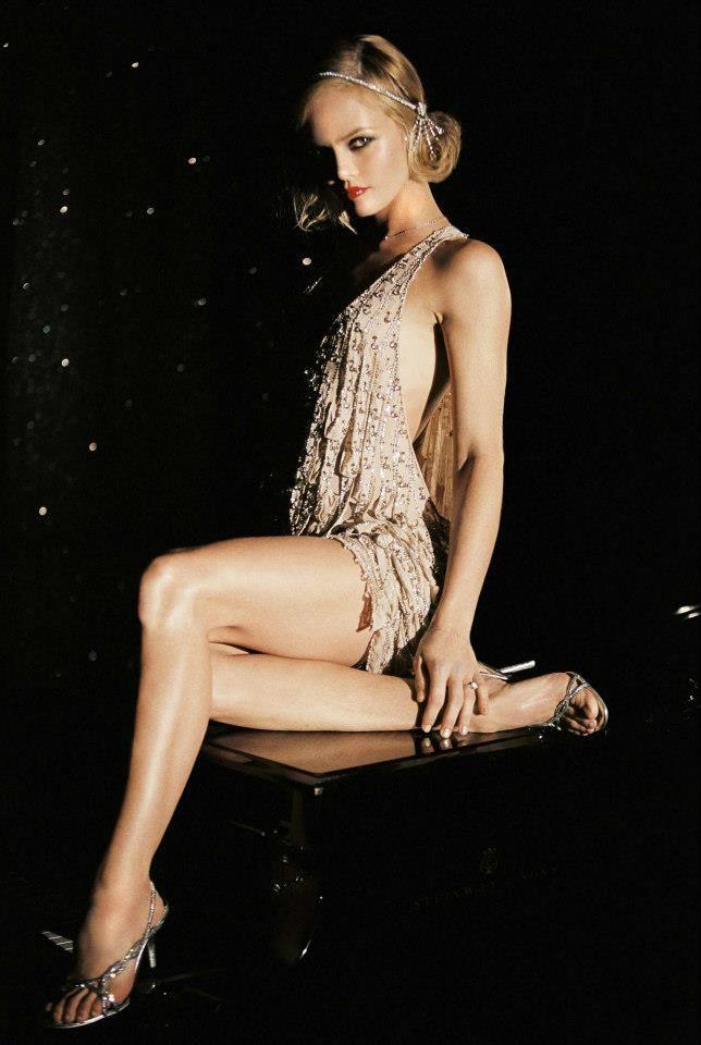 Ballerine vamp des années 30. #gatsby #alittleparty