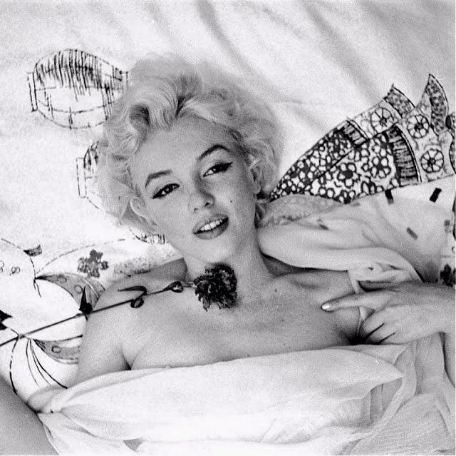 Marilyn first orgasm
