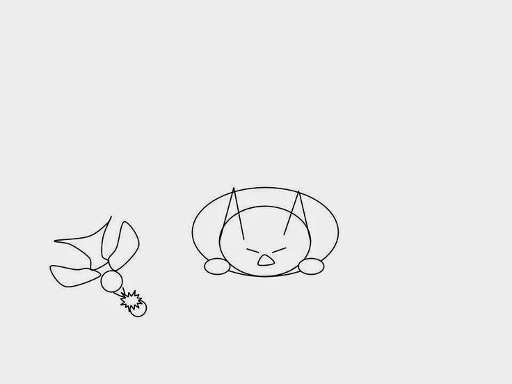 Panduan Pintar Membuat Gambar Hewan: Animasi burung pipit jawa nakal