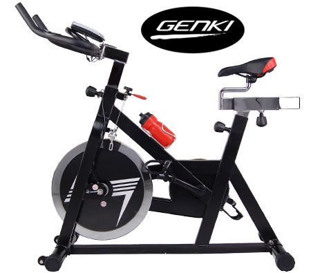 Dad's would love this Exercise fitness bike to keep him fit and strong even while watching TV!