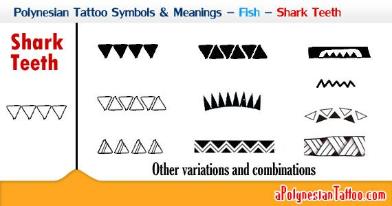 Maori Tattoo Symbols and Meanings | is another fish symbol which is very popular among Polynesian tattoo ...