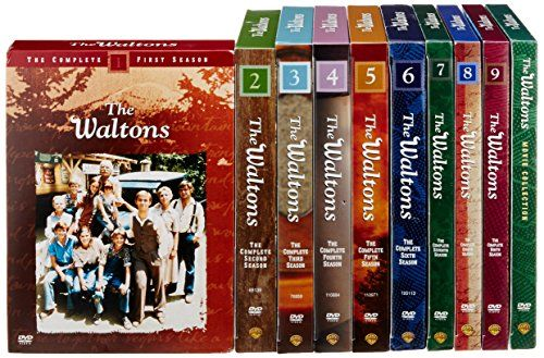 Waltons, The: Seasons 1-9 & The Movie Collection (10 Pack) Warner Home Video http://www.amazon.com/dp/B004SGWYXS/ref=cm_sw_r_pi_dp_XYK7vb03AH3QB