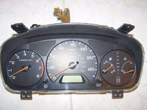 00-02 Honda Accord Instrument Cluster Speedometer Auto Automatic 203K  | eBay You know you have that car project that has been calling you. Let's get it out the way!  Check out daily deals at rightchoiceautoparts.com or rightchoiceharbor.com  Follow us on social media and be in the know of the latest deals:  Facebook - http://fb.com/RightChoiceHarbor/ Twitter - @RightHarbor  Tumblr - thinkbiggerquicker.tumblr.com  Instagram - @rightchoiceharbor  Pinterest - http://pinterest.com/rightharbor