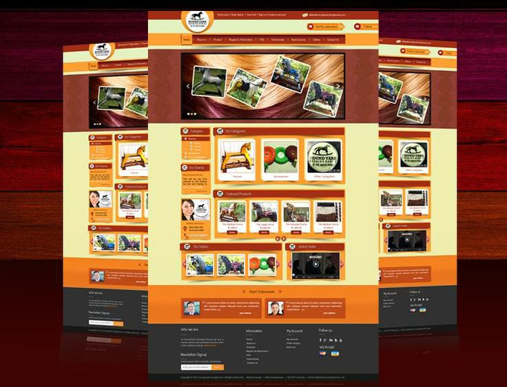 Have a look at Eclick's latest #webdesign & #webdevelopment work.