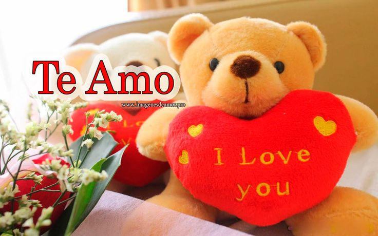 Imágenes de ositos con frases de amor para descargar gratis al celular
