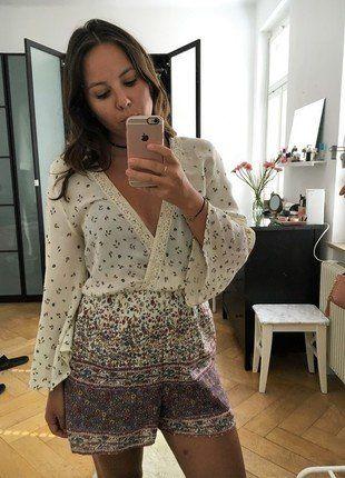 Kaufe meinen Artikel bei #Kleiderkreisel http://www.kleiderkreisel.de/damenmode/jumpsuits/136520493-jumpsuit-playsuit-von-zara-trf-blumenmuster