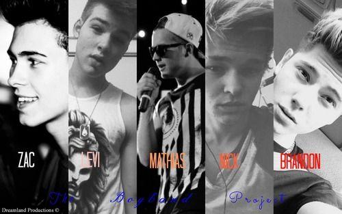 mathias+anderle+boyband+project | The Boyband Project