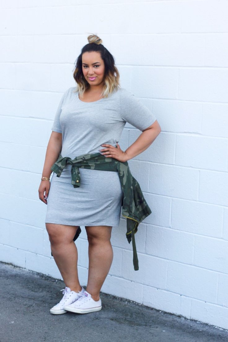3 Ways for a Curvy Girl to Wear a Tight Dress