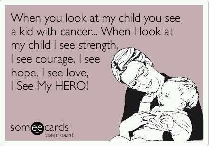 Heroes for Children advocates for and provides financial and social assistance to families that have a child (0-22 years of age) battling cancer. Visit our website www.heroesforchildren.org and like us on Facebook