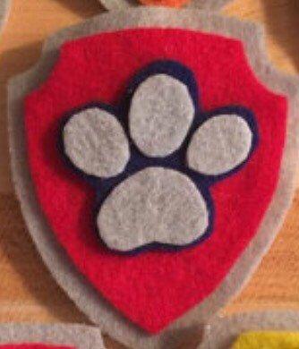 Paw Patrol Ryder Pup Tag~Pup Badge~Paw Patrol Ryder~Paw Patrol Ryder Costume by SmoochieMamas on Etsy https://www.etsy.com/listing/463328044/paw-patrol-ryder-pup-tagpup-badgepaw