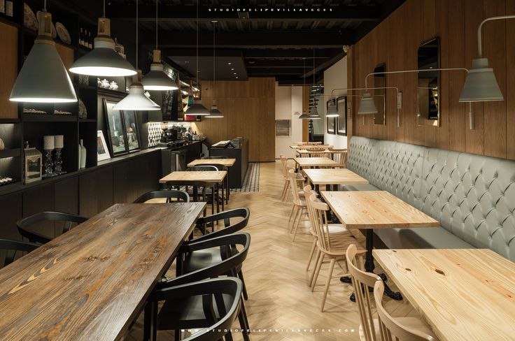PICAFLOR AV. 19 RESTAURANT & BAKERY  STUDIOFELIPEVILLAVECES Design & Construction Bogotá - Colombia www.studiofelipevillaveces.com