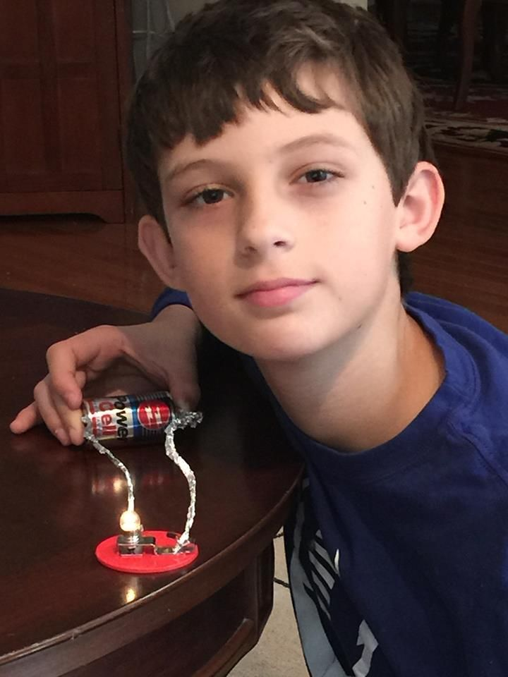 Easy STEM (STEAM) Project-Simple Circuit Board, Making Electricity Great Lesson Plan