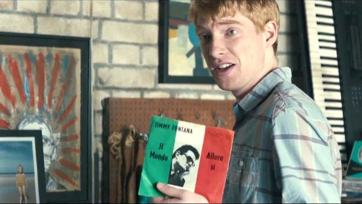 """ABOUT TIME Movie Clip # 2 """"Racial stereotypes around a ping pong table"""""""