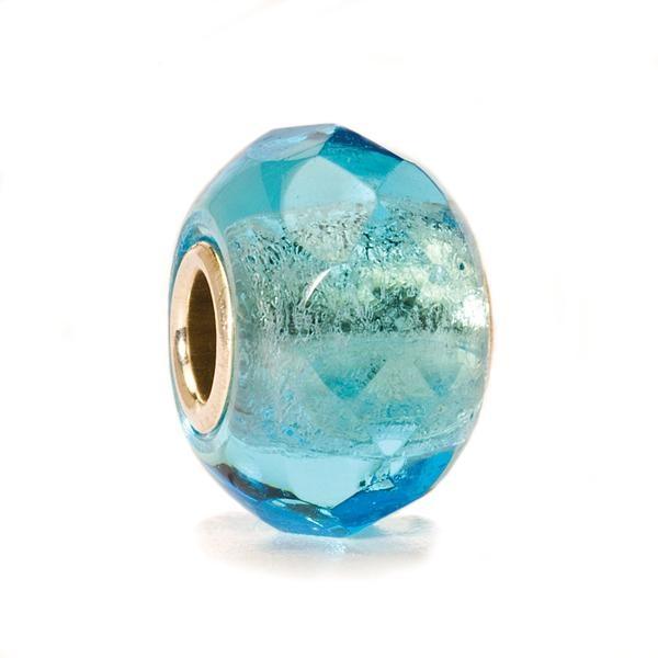 Light Turquoise Prism - trollbeadsuniverse.com