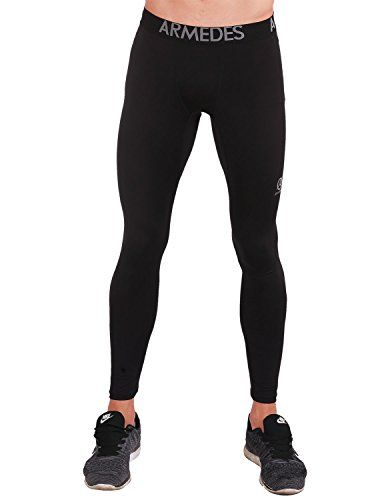 c4770db8c 10STAR11 ARMEDES Men s Compression Quick Dry Baselayer Training Athletic  Long Tights