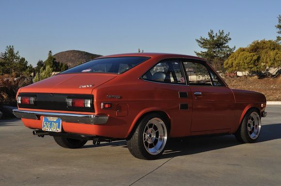 BaT Exclusive: Original Paint 1971 Datsun 1200