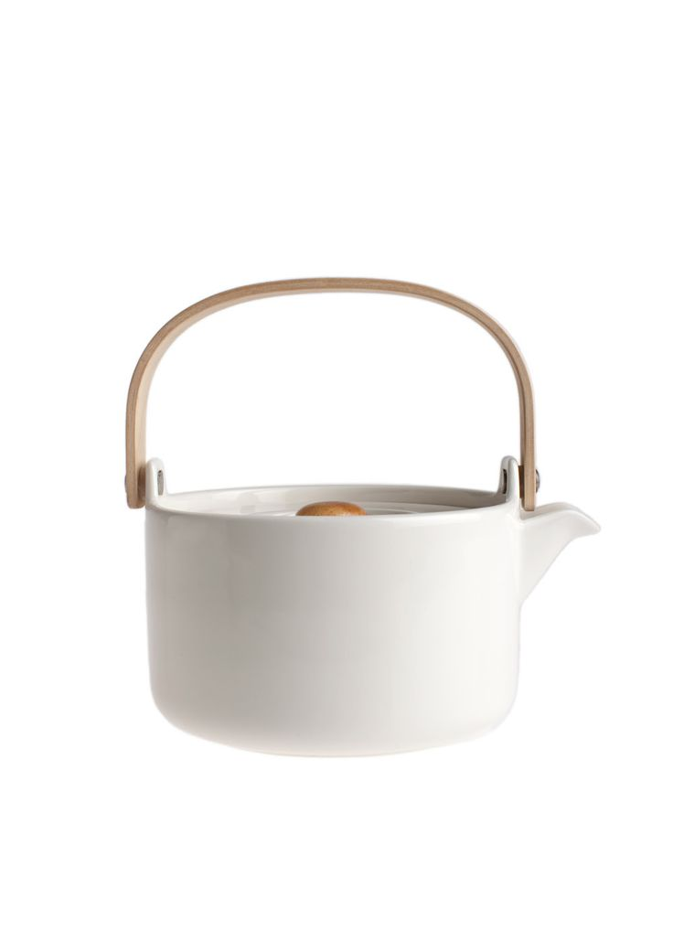 Oiva teapot, Marimekko