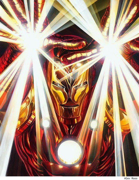 Iron Man #marvel