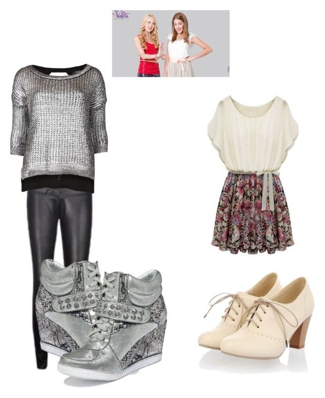 239 Best Images About Violetta Style On Pinterest Land 39 S End Woman Clothing And Valentino