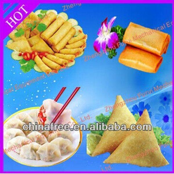 With best price Multi-function automatic folding samosa making machine/india samosa making machine/home samosa maker machine