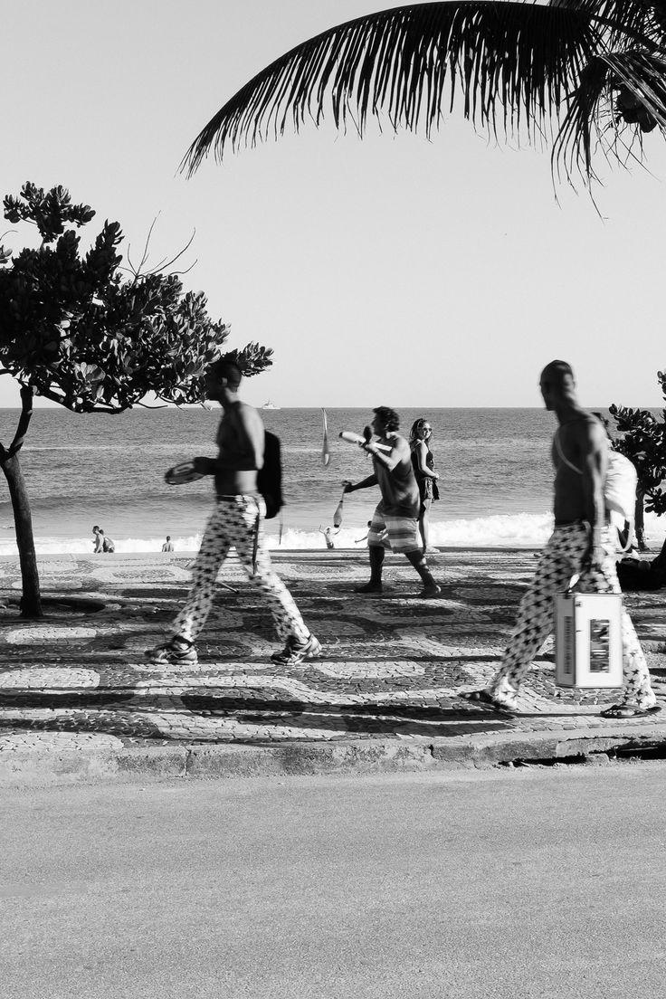 Arpoador. Rio de Janeiro. 2014. Flavio Emanuel.