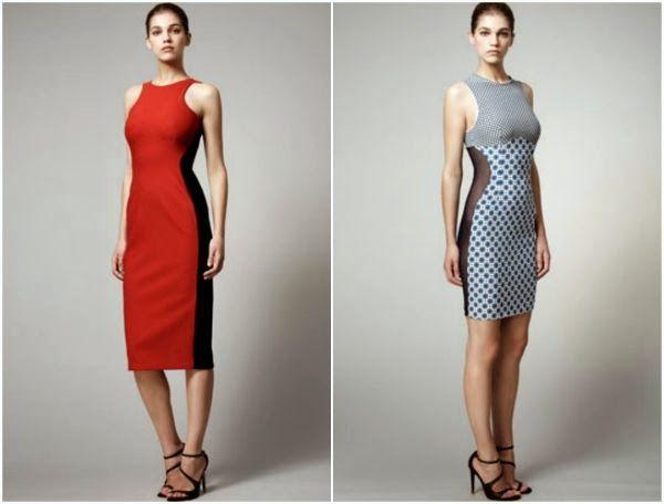 El vestido que adelgaza. Patrón y tutorial
