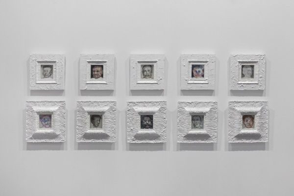 Sean Kelly Gallery, New York NY USA - Liu Wei : 180 Faces - May 5 > June 6, 2018 @SeanKellyNY http://www.mpefm.com/mpefm/index.php?option=com_content&view=article&id=3721