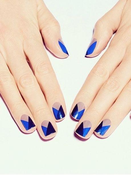 30 nail art appropriés pour aller au bureau - Photos Beauté - Be.com