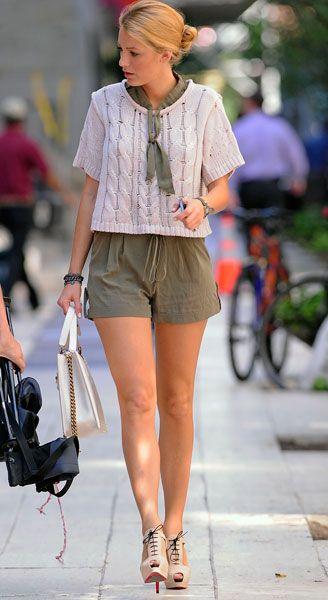 Best 25 Blake Lively Street Style Ideas On Pinterest Blake Lively Outfits Blake Lively