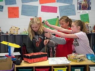 Teaching and Learning in Community: Putting the E in STEM with the Spaghetti Tower Challenge
