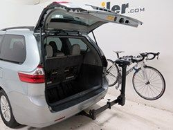 "Thule Vertex Swing 4 Bike Rack - 2"" Hitches - Swinging Thule Hitch Bike Racks TH9031XT"