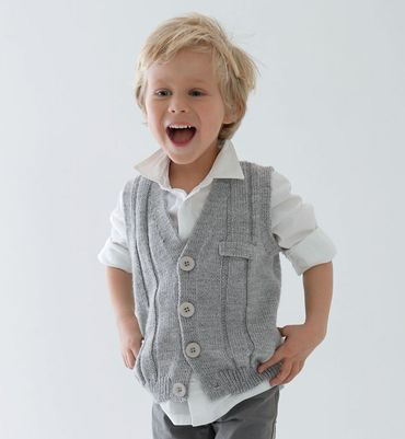 photo-tricot-modèle-tricot-gilet-garçon-18.jpg (370×401)