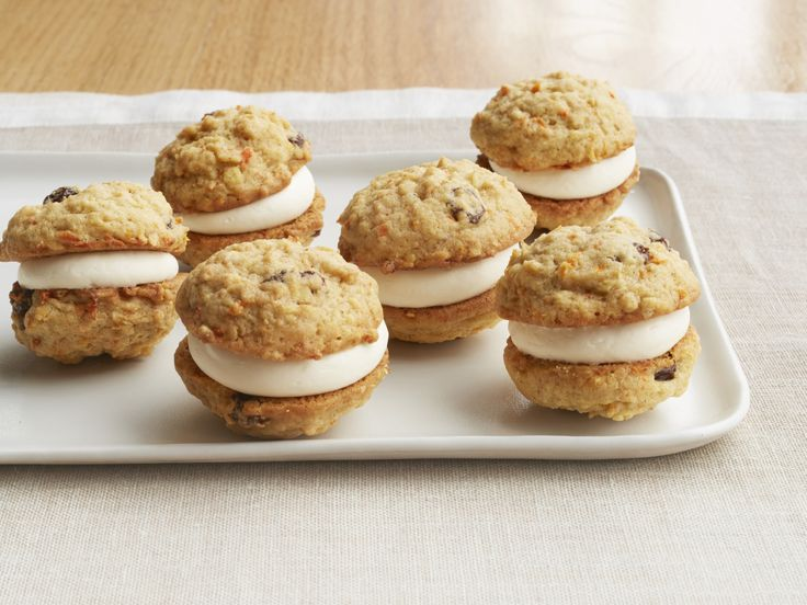 Get this all-star, easy-to-follow Carrot Cake Sandwich Cookies recipe from Food Network Magazine.