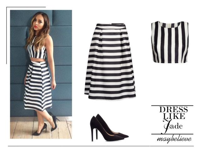 Jade Thirlwall #10 by maybelieve on Polyvore featuring moda and Zara