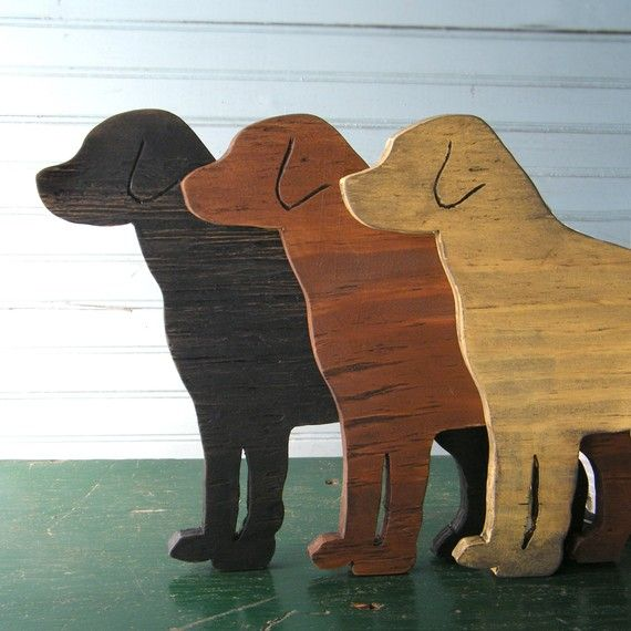 Lab Dog Sign Dog Black Yellow Chocolate Lab by SlippinSouthern, $39.00  Features a hole in the back, ready for hanging. We recommend a covered area if displayed outdoors, and we will be happy to coat your signs in a matte acrylic finish, please just let us know when ordering.