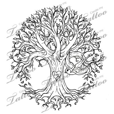 friendship tree template - 1000 ideas about family tree tattoos on pinterest tree
