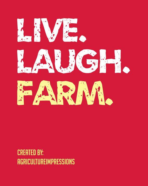 Live.+Laugh.Farm.+by+agimpressions84+on+Etsy