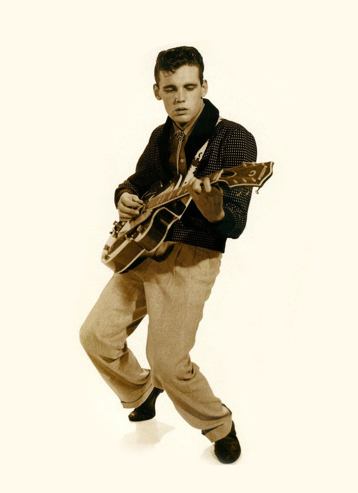 Quite possibly the coolest Gretsch pose(s) ever... : Duane Eddy's House of Twang : The Gretsch Pages