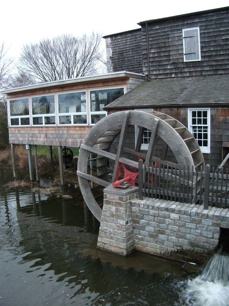 Water Mill, New York
