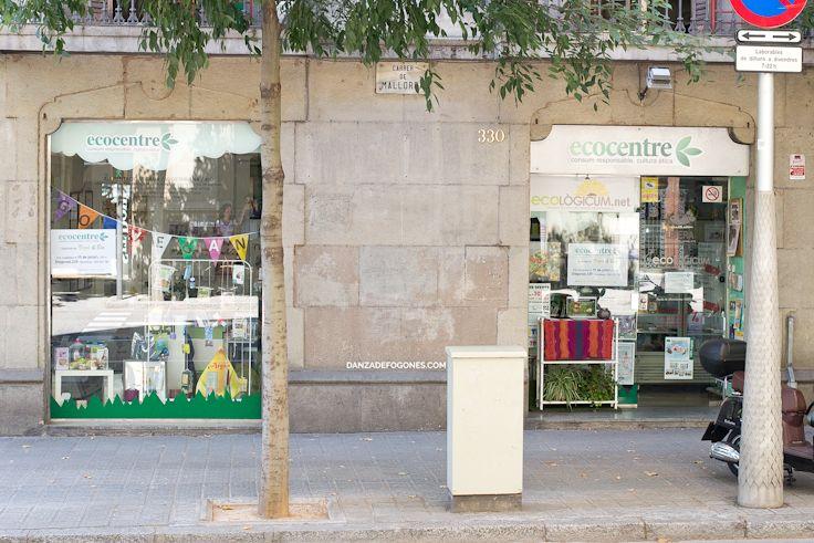 Ecocentre: Tienda Vegana en Barcelona (España)