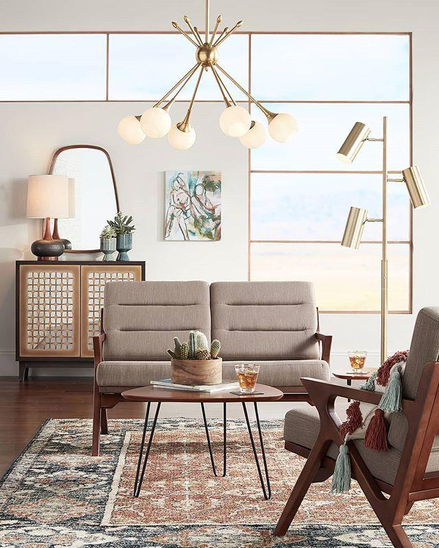 Mid Century Modern Living Room Inspiration Living Room Decor Ideas Lamper #table #lamps #ideas #for #living #room