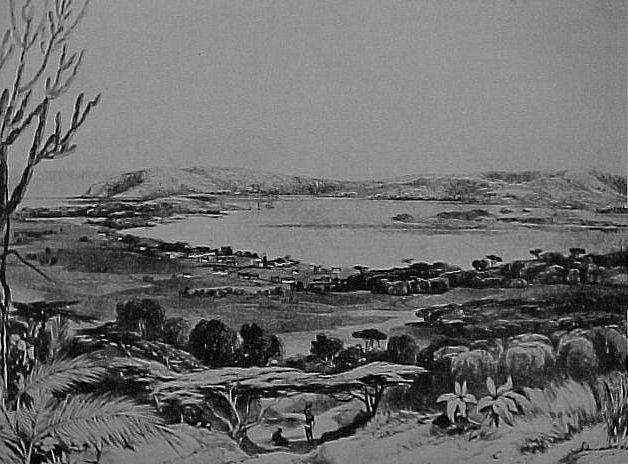 Port Natal 1850